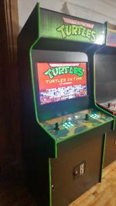 Machine Arcade TMNT ninja turtles LIVRAISON GRATUITE 999 jeux