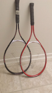 Tennis Rackets and ball set