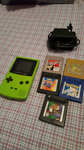 Nintendo Game Boy Color with Accessories