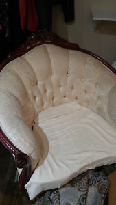 Gorgeous couch and chair