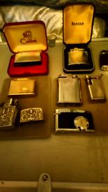 Joblot of vintage lighters