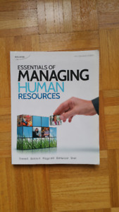Managing Human Resources 5th Edition