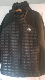 Men's North Face XXL black jacket BNWT