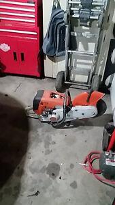stihl 760 cut off saw