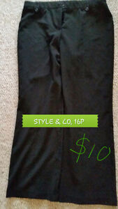 Women's Plus Size Dress Pants and Jeans London Ontario image 3
