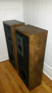 MIRAGE SM 2.5 FLOOR STANDING 3 WAY SPEAKERS