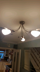 Next Ceiling light. (X2 available)