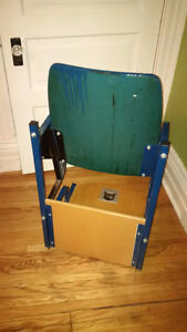 Attention TML Fans - Maple Leaf Garden - BLUE SEAT - for sale London Ontario image 3