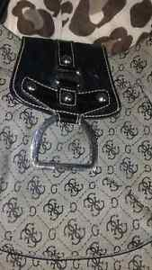 Black and Grey Guess Purse  Kitchener / Waterloo Kitchener Area image 3