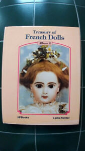 Treasury of French Dolls (Album 2) by Lydia Richter