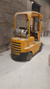 Hyster Forklift - 5 ton