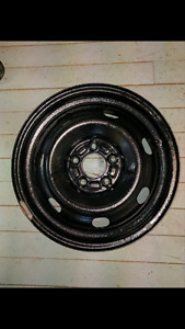 "Ford fusion 16"" rims + sensors for sale. (Like New!)"