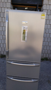 Fridge LG mint conditions stainless steel $499