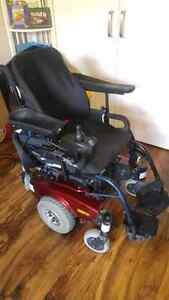 Pronto Sure Step Electric Wheelchair $300 OBO
