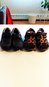 Boys GEOX Shoes Size 1