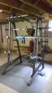Marcy complete home gym