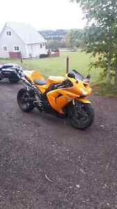2006 zx10r sale or trade