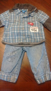BOYS 18 MONTH CLOTHING LOT