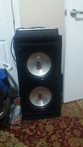 Sub woofer and aplifier Windsor Region Ontario image 2