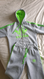 For Sale non genuine Adidas Tracksuit.