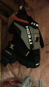 Itech Prodigy ABS 2 Goalie chest protector