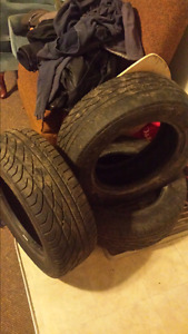 3 tires for sale
