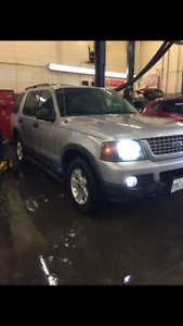 2004 Ford Explorer NBX SUV, Crossover