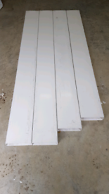Square ducting 205x62mm