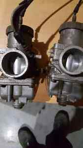 Skidoo carburetors