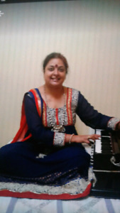 Lessons of Indian Classical as well as Light Music in Brampton.