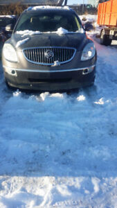 2008 Buick Enclave CXL,7 Seater,DVD, AWD,Clean Car Proof