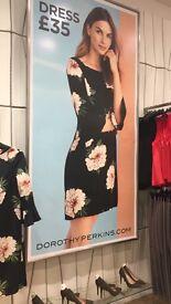 Dorothy Perkins Dress - Size 14