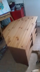 TV stand - Solid Wood
