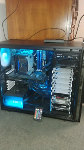 Selling Mid Tower PC - $750 obo Can Deliver