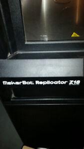 imprimante 3D de grand volume Replicator z18