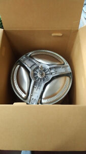 For sale whirlpool washing machine drum stainless steel