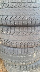 "Set of 4-225/60/17"" Winter tires"
