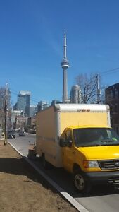 MOVERS-SMALL MOVE-SHORT NOTICE IS OK-416 277 4245