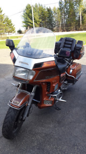 Honda Goldwing GL 1200 Limited Edition