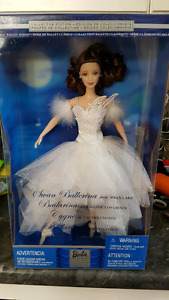 """Barbie """"Swan ballerina from swan lake"""" collector doll"""
