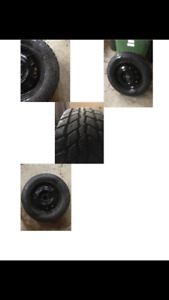 Excellent Condition Winter Tires Priced to Sell!