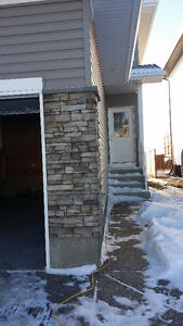 Nice house with double garage for Rent at Harbour Landing area