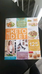Brand New Book Never Read  The Complete Guide to a High-Fat Diet