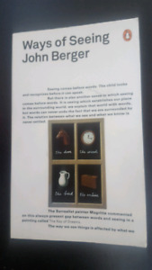 John berger ways of seeing soc202