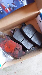 Brake pads for 2011 kia sorrento