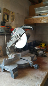 Craftsman chop saw