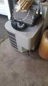 Selling central air conditioning unit