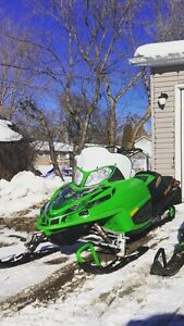 2007 arctic cat Crossfire 1000.  Needs engine