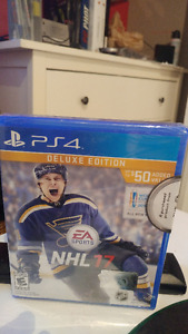 NHL 17 Deluxe Edition
