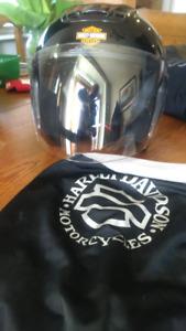 Men's and Women's Harley Davidson Ultra Jet Helmets